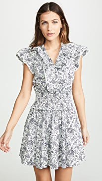 11b442311d La Vie Rebecca Taylor. Sleeveless Provencal Dress