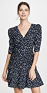 La Vie Rebecca Taylor Long Sleeve Firefly Dress
