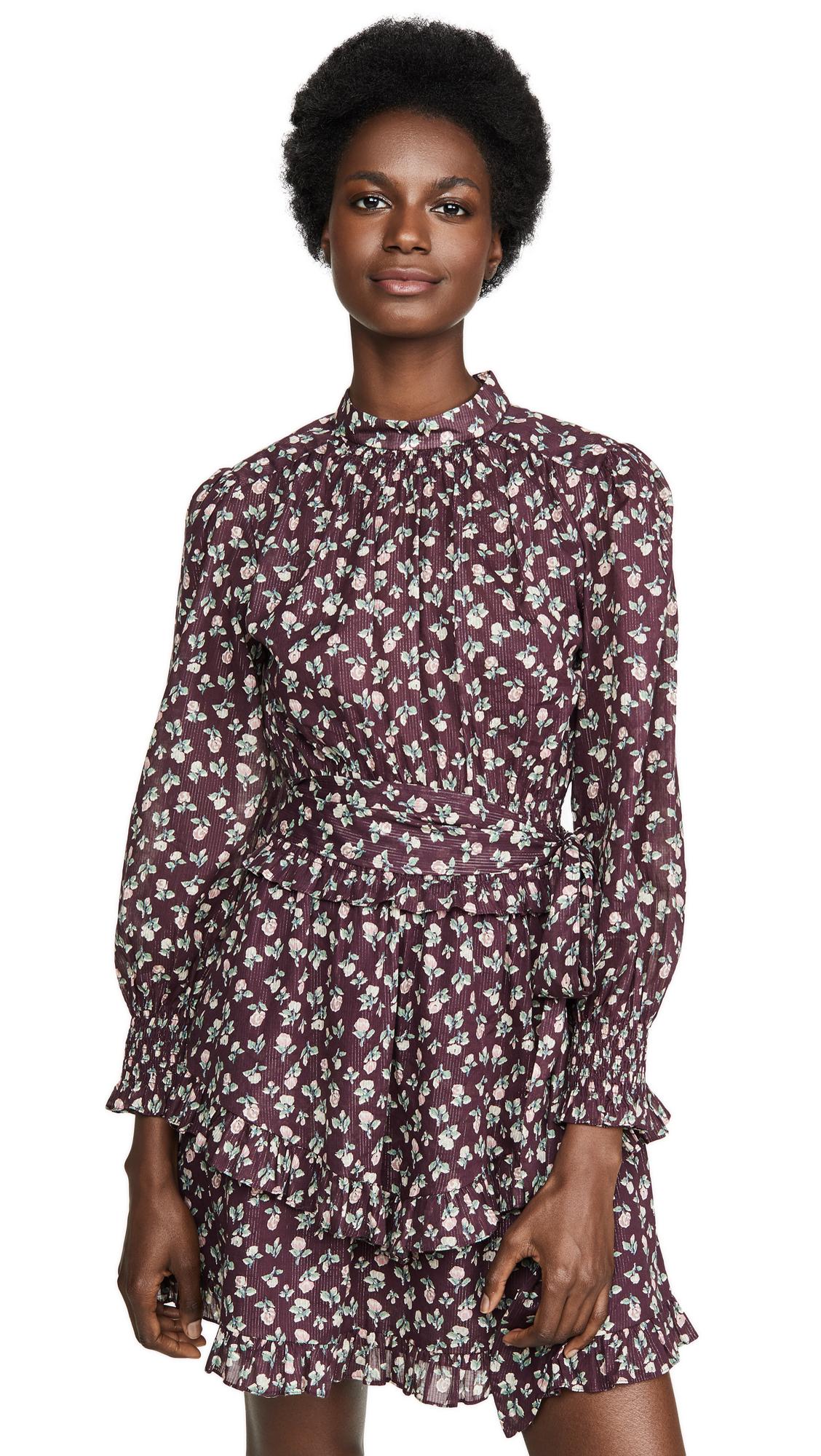 Buy La Vie Rebecca Taylor Long Sleeve Cherise Dress online beautiful La Vie Rebecca Taylor Clothing, Dresses