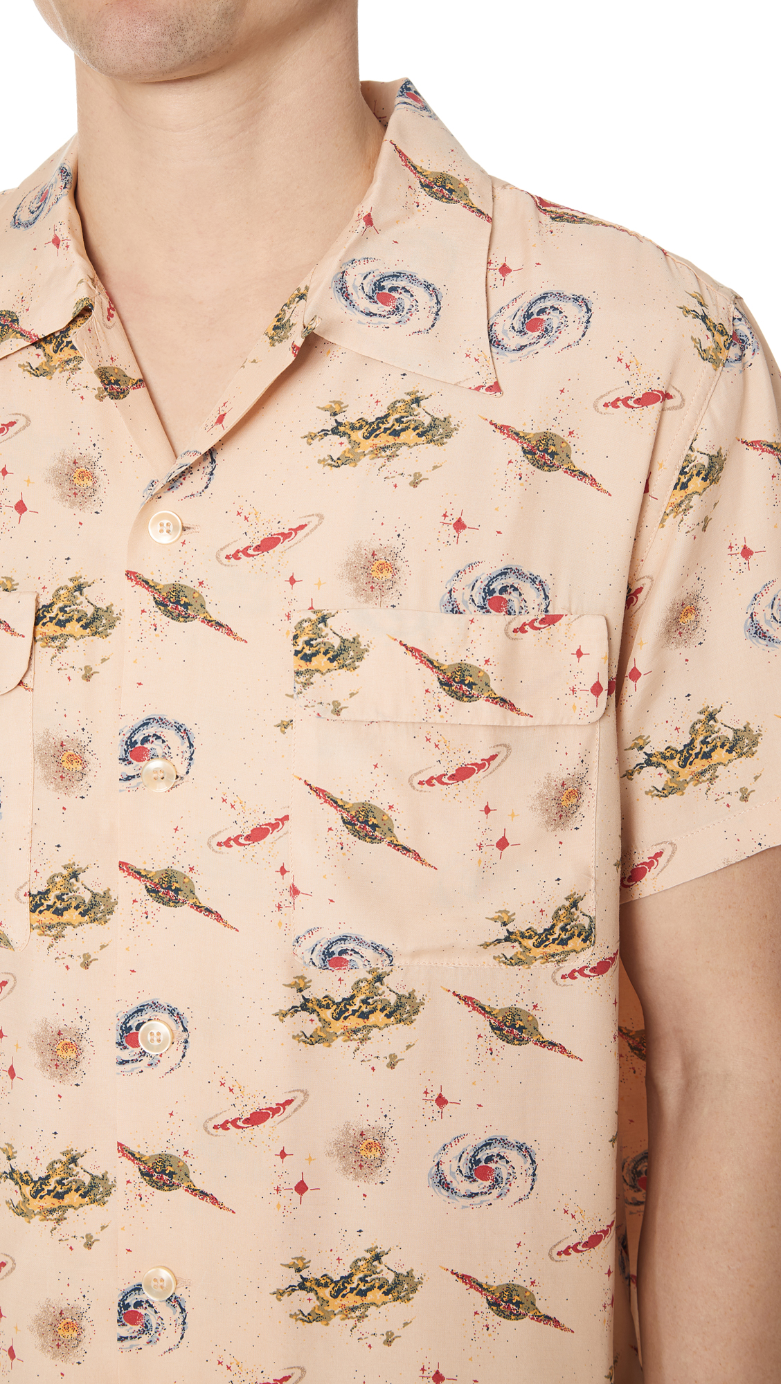 48c378d1 Levis Vintage Clothing Hawaiian Shirt - DREAMWORKS