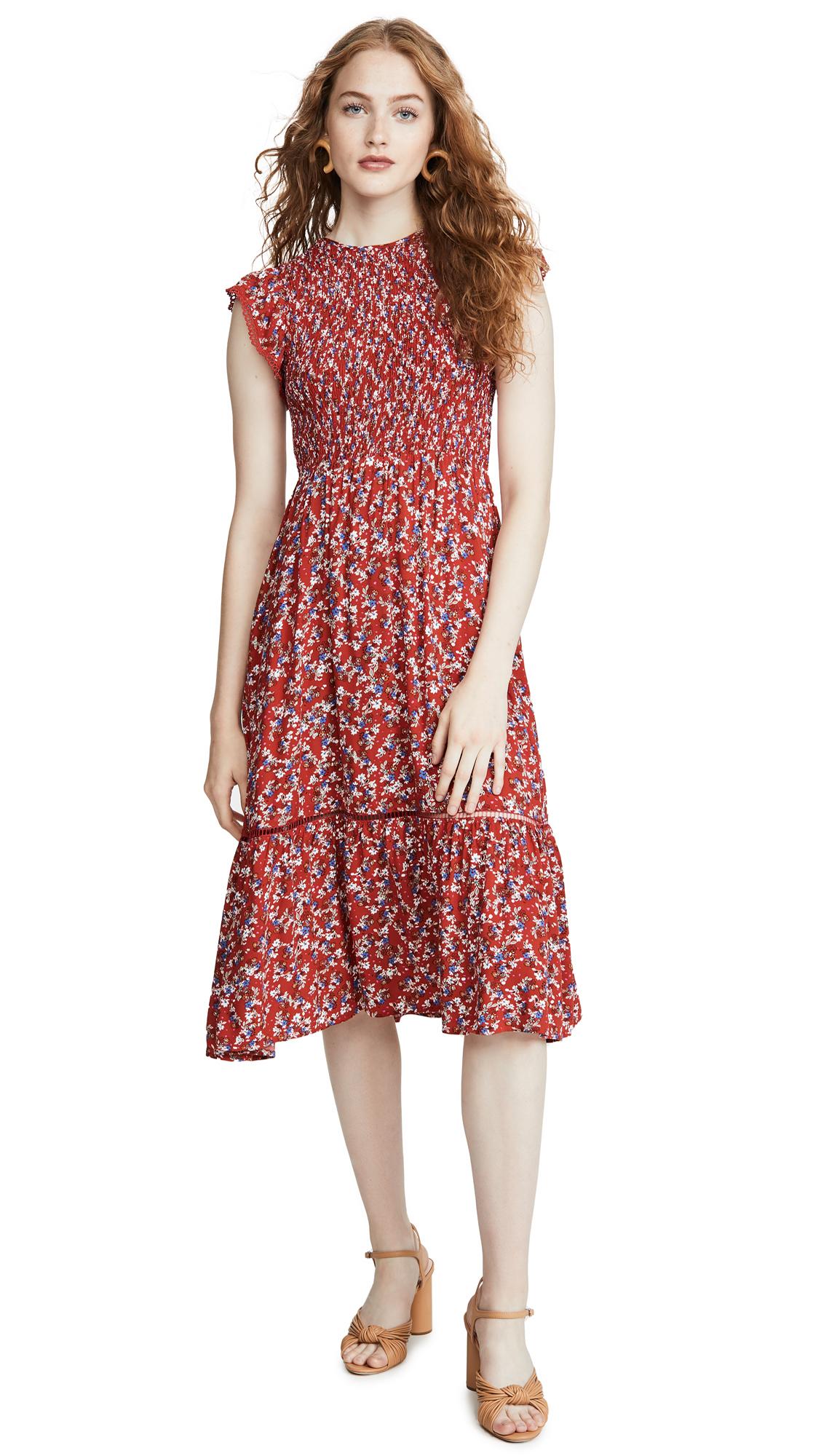 Buy Lost + Wander online - photo of Lost + Wander Pick Me Midi Dress