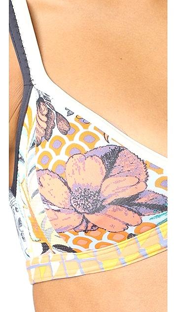 Maaji Soul Train Bikini Top