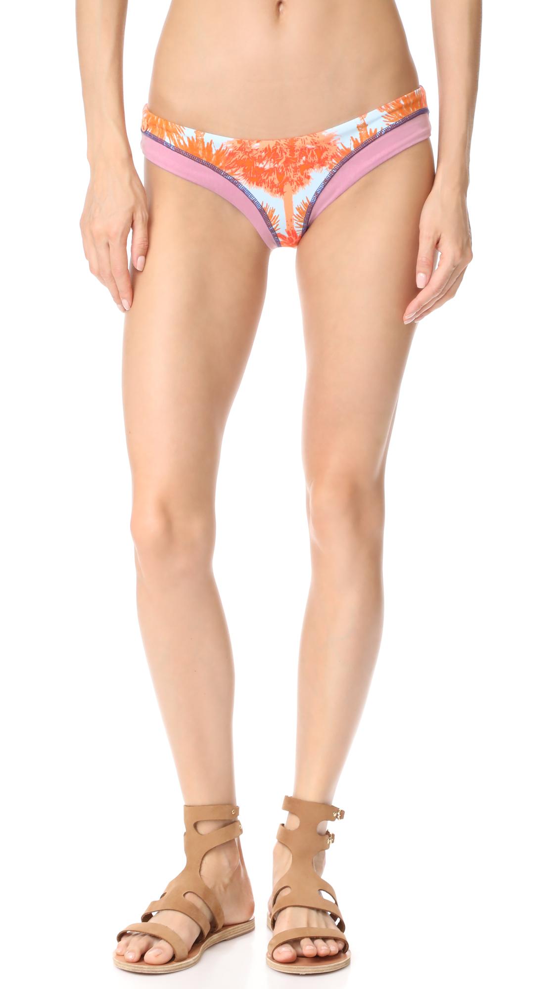 Maaji Nomad Society Bikini Bottoms - Multi
