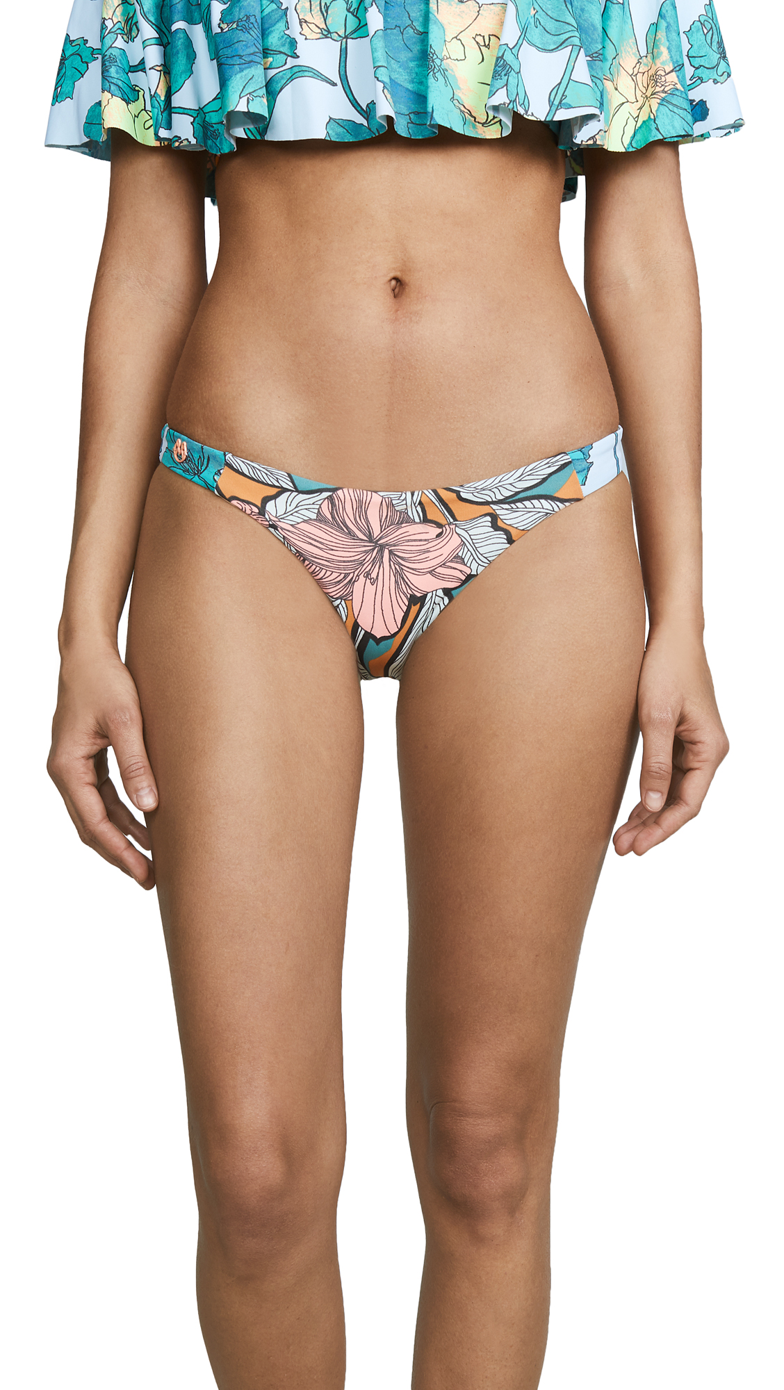 Maaji Blossom Coquette Bikini Bottoms