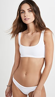 Maaji Card White Izzy Bralette Top