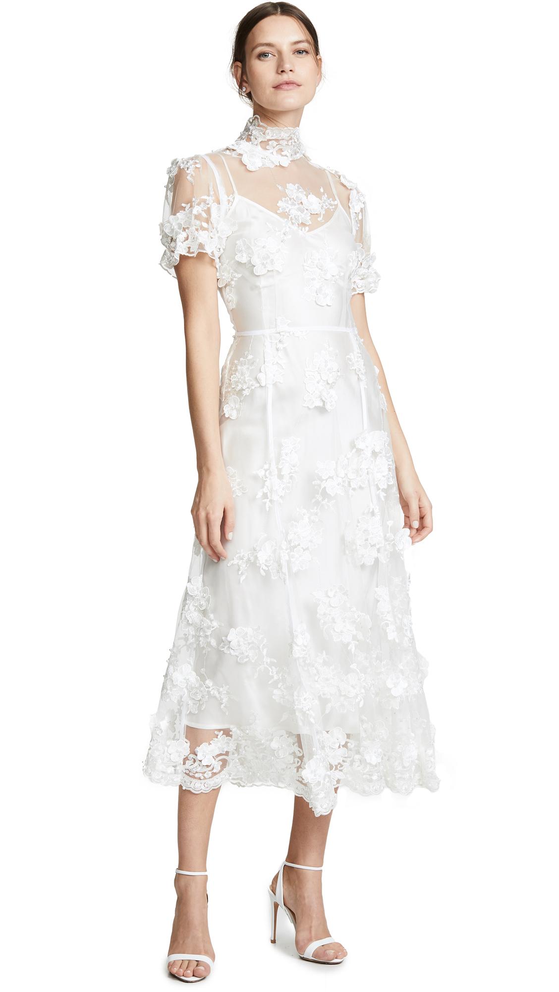 macgraw Porcelain Dress - Ivory