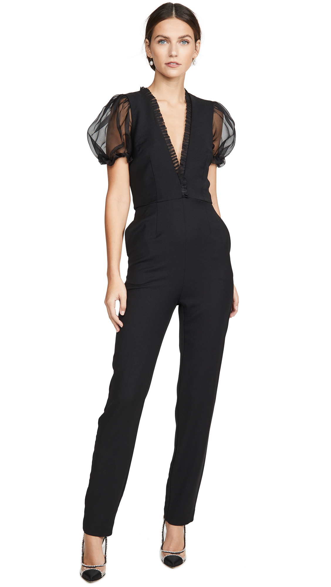 Buy macgraw online - photo of macgraw Crepe Suzette Jumpsuit