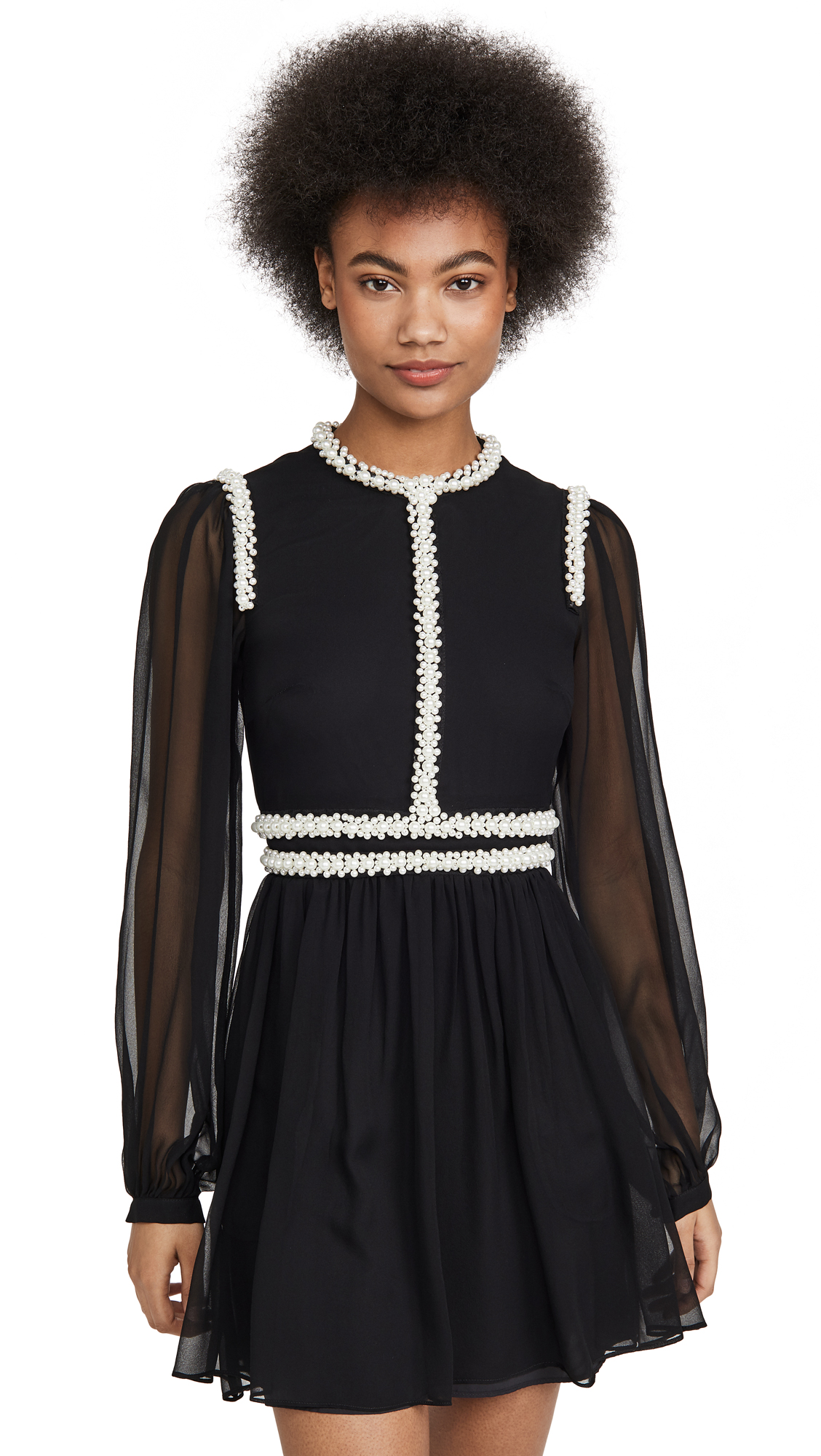 Buy macgraw online - photo of macgraw Raven Mini Dress