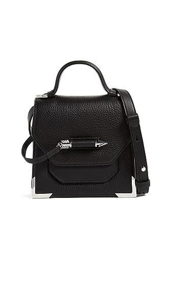 Mackage Rubie Cross Body Bag In Black