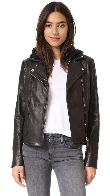 Mackage Yoana Leather Jacket
