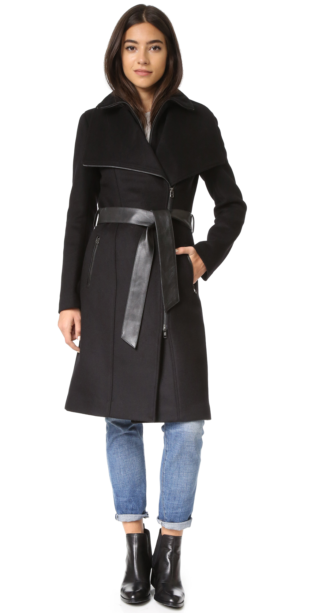 Nori Coat Mackage