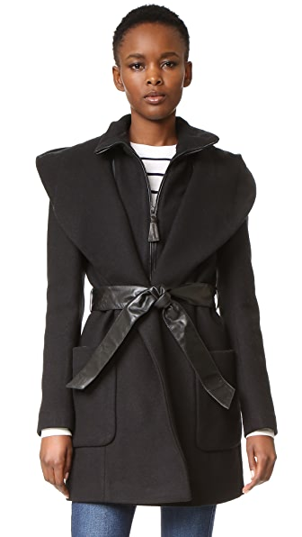 Mackage Siri Wrap Coat