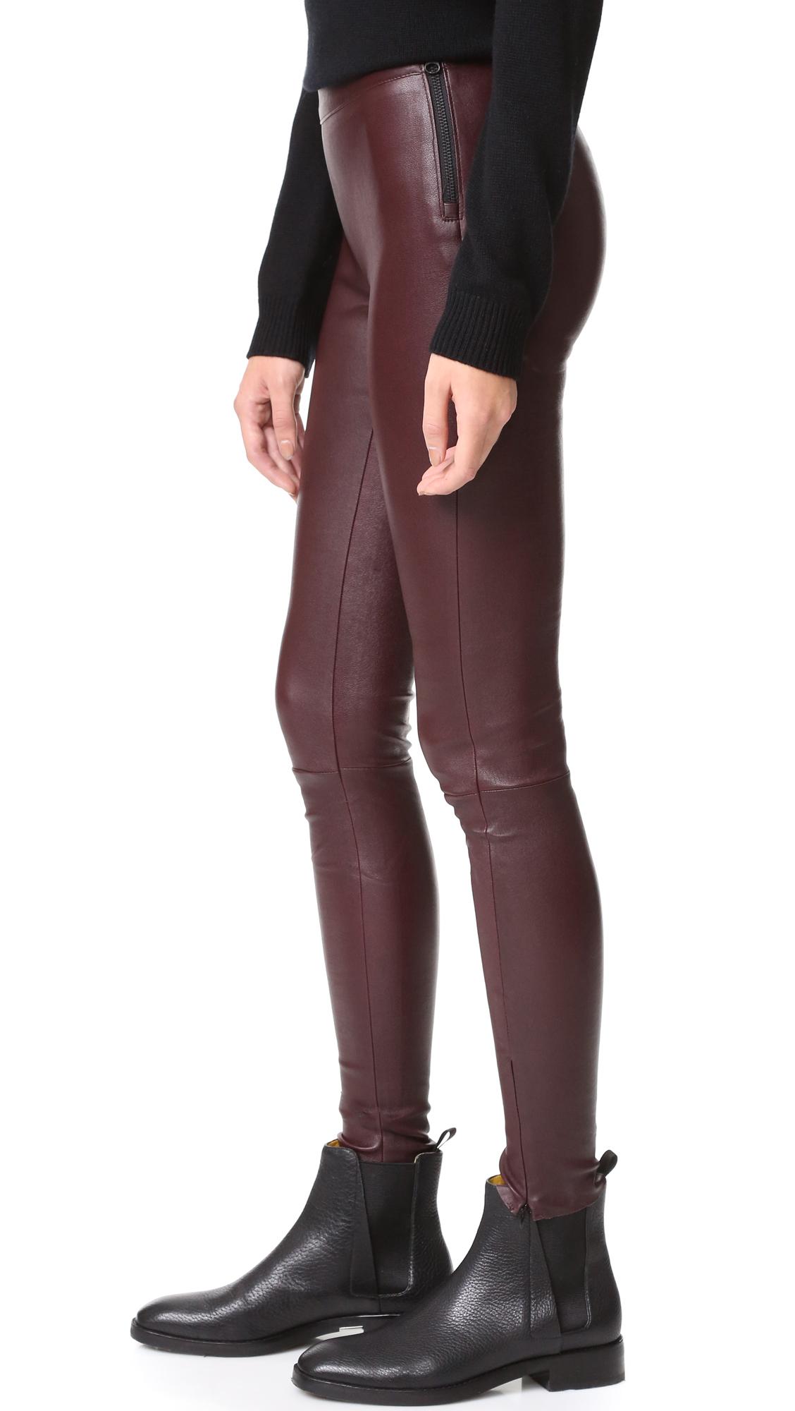 cf951a9ea7f Mackage Leather Leggings