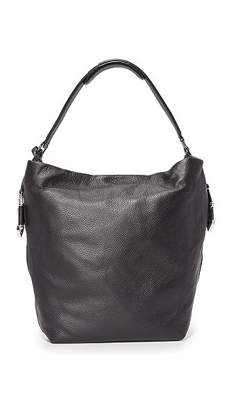 Mackage Declan Hobo Bag - Black