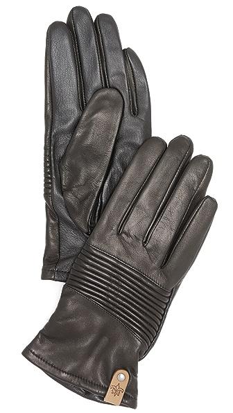 Mackage Перчатки Nira, удобные для использования смартфонов