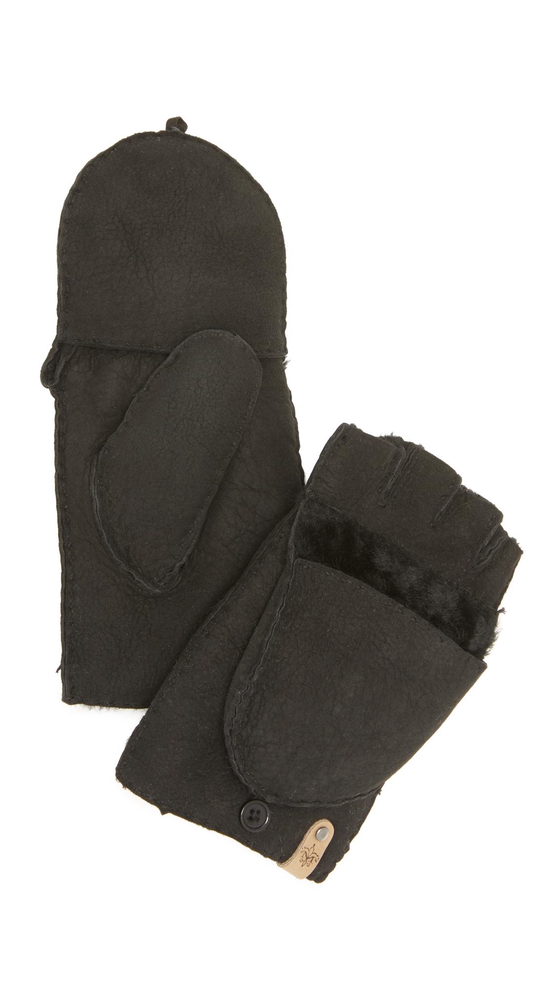 Mackage Orea Texting Gloves - Black at Shopbop