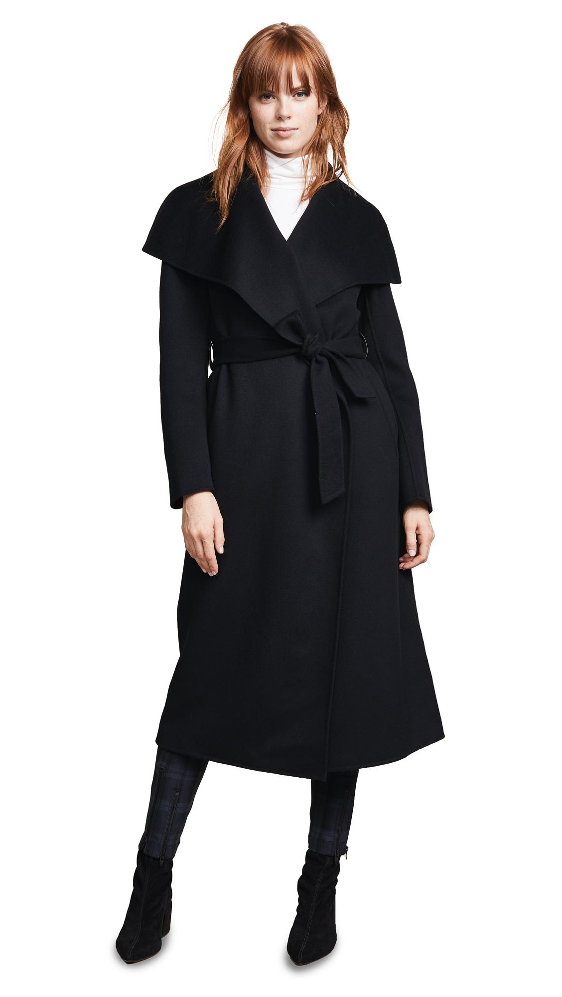 Mackage Mai Wool Jacket - Black