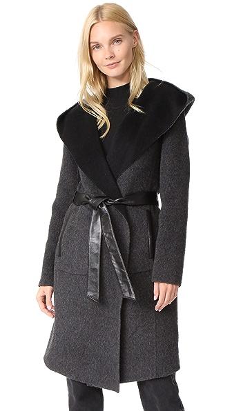 Mackage Kalysta Wool Jacket