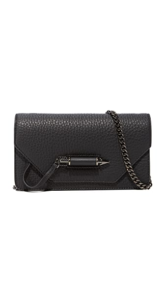 Mackage Zoey Mini Cross Body Bag - Black