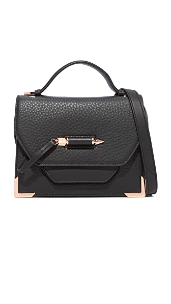 Mackage Keeley Top Handle Satchel - Black