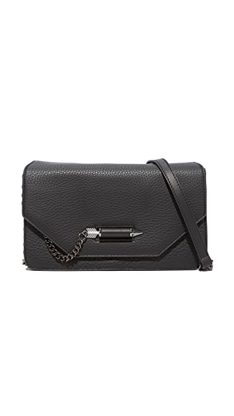Mackage Cortney Shoulder Bag - Black