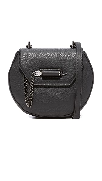 Mackage Wilma Saddle Bag - Black