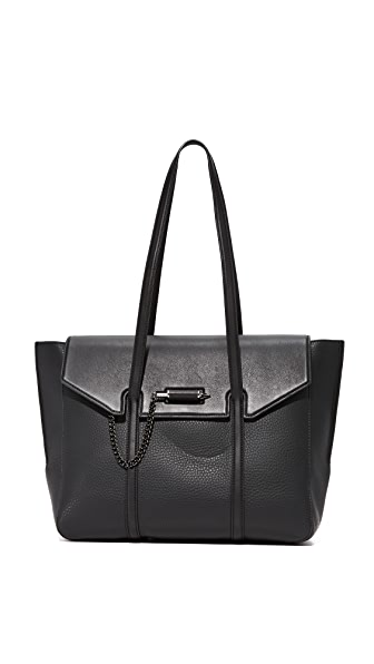 Mackage Barton Tote - Black