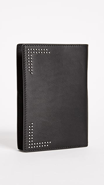 Mackage Otis Passport Case
