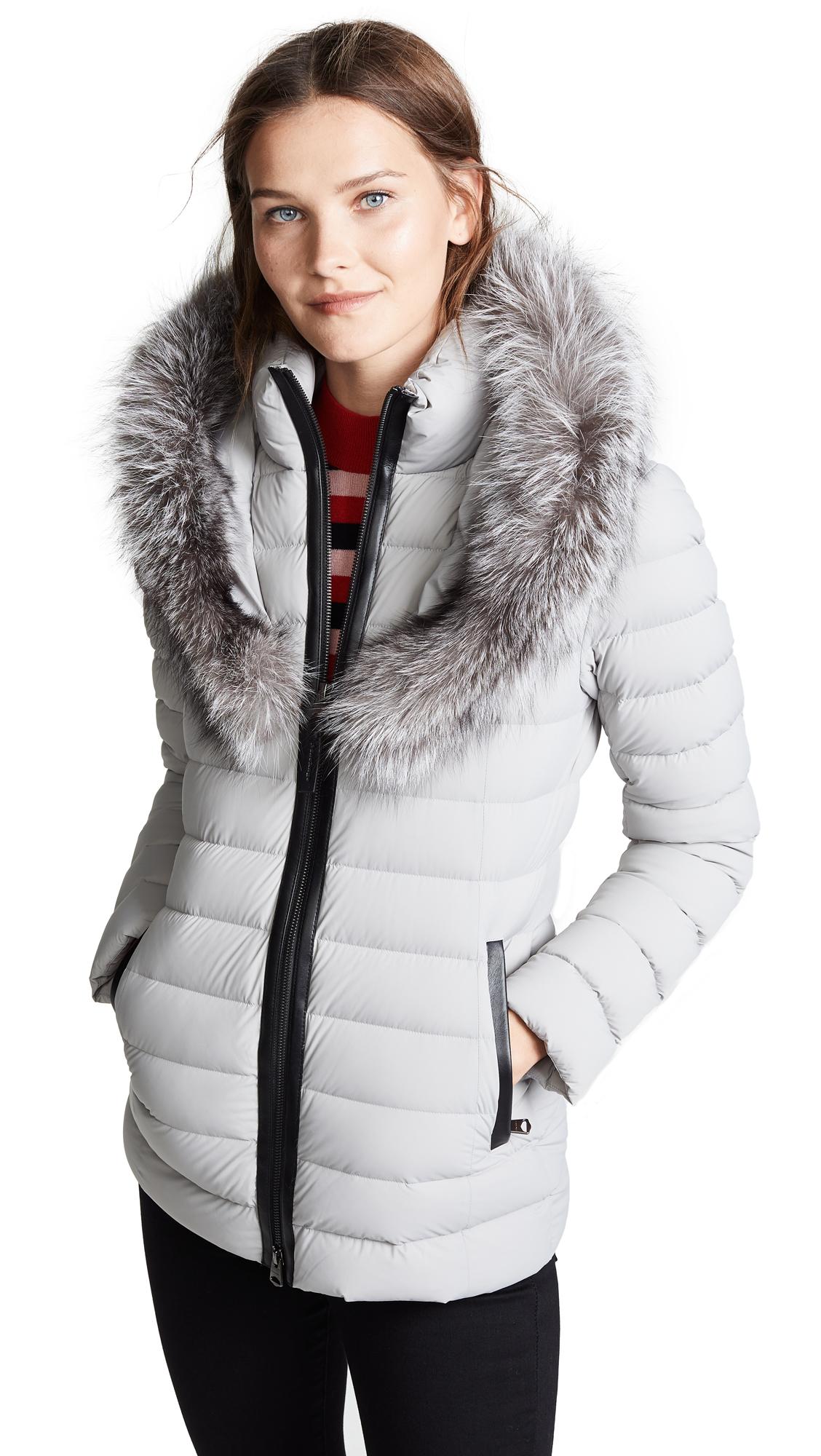 Photo of Mackage Kadalina Parka - buy Mackage jackets online