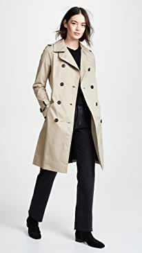 designer women s trench coats