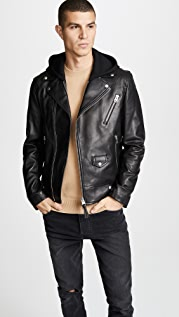 Mackage Magnus Leather Jacket