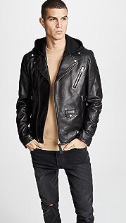 Mackage Кожаная куртка Magnus