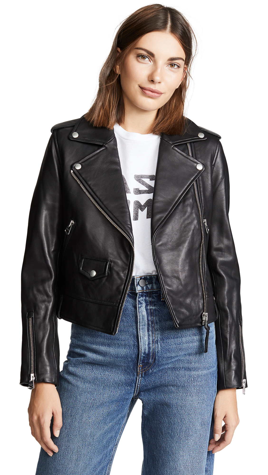 Buy Mackage Baya Leather Jacket online beautiful Mackage Clothing, Jackets