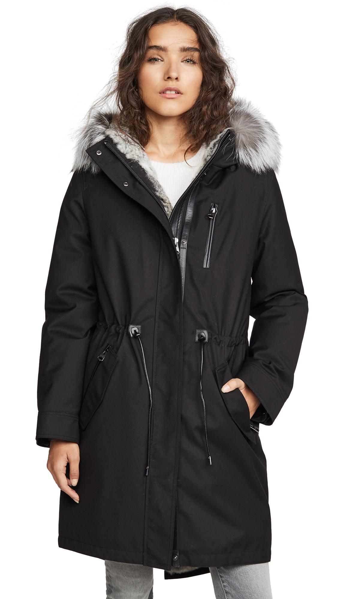 Buy Mackage Rena Parka online beautiful Mackage Jackets, Coats, Down Jackets
