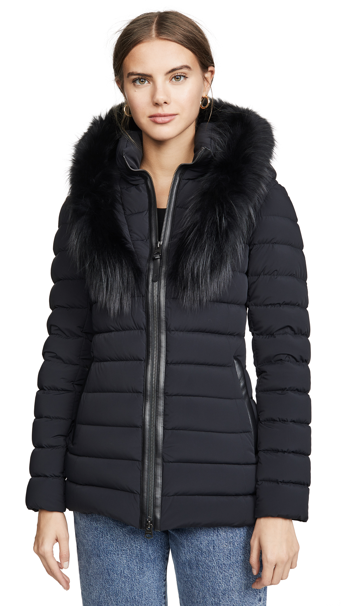 Buy Mackage Kadalina Matte Parka online beautiful Mackage Jackets, Coats, Down Jackets
