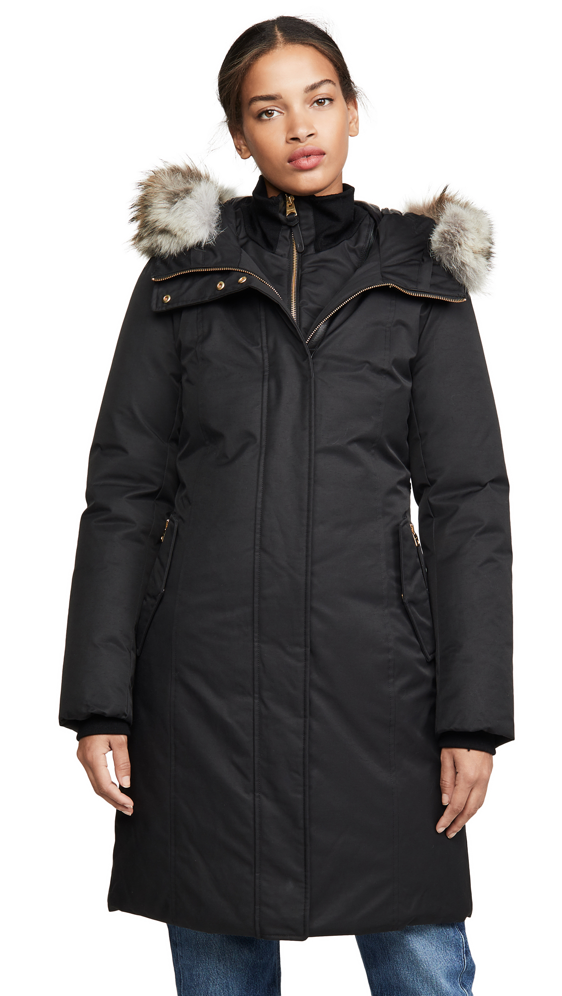 Buy Mackage Harlow Luxe Down Coat online beautiful Mackage Jackets, Coats, Down Jackets