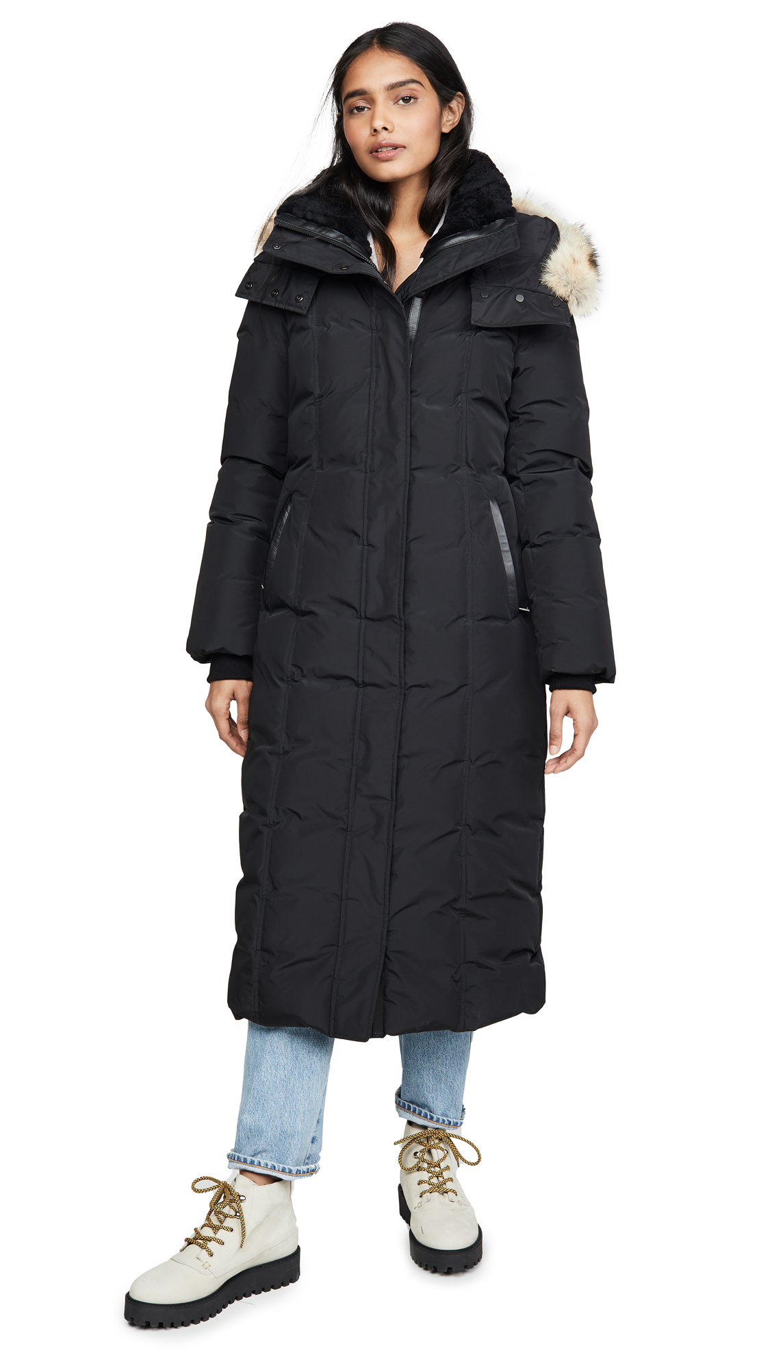 Buy Mackage Jada Maxi Down Coat online beautiful Mackage Jackets, Coats, Down Jackets