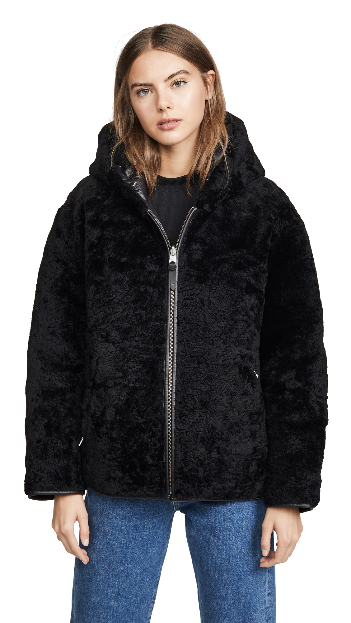 Buy Mackage Brie-SP Reversible Jacket online beautiful Mackage Jackets, Coats, Down Jackets