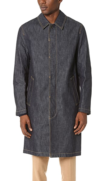 Mackintosh Denim Trench