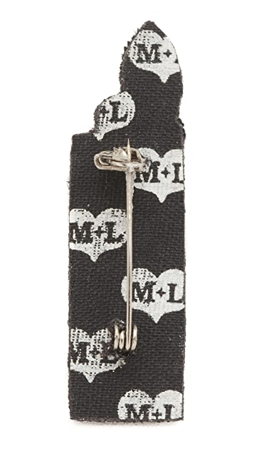 Macon & Lesquoy Lighter Pin