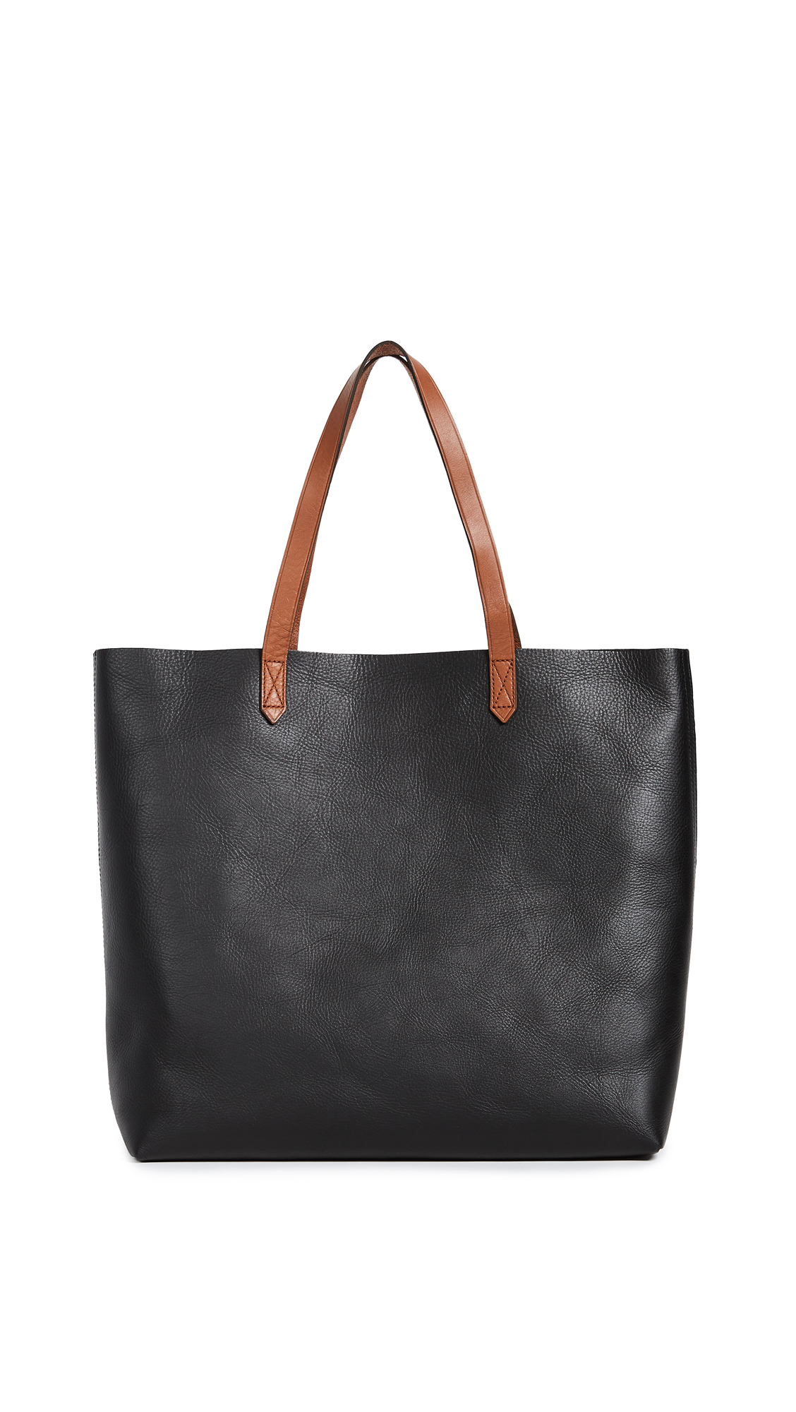 Madewell The Transport Tote - True Black