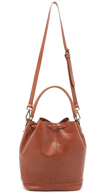 Madewell The Lafayette Bucket Bag