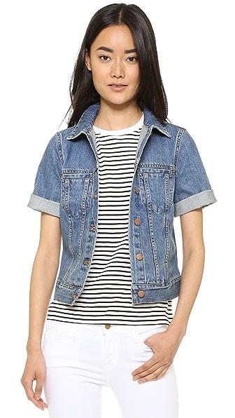Madewell The Summer Jean Jacket
