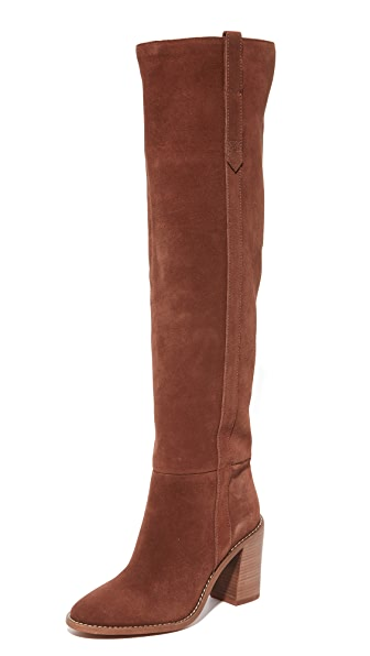 Madewell Jimi Over the Knee Boots