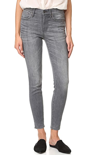 Madewell High Riser New Grey Jeans
