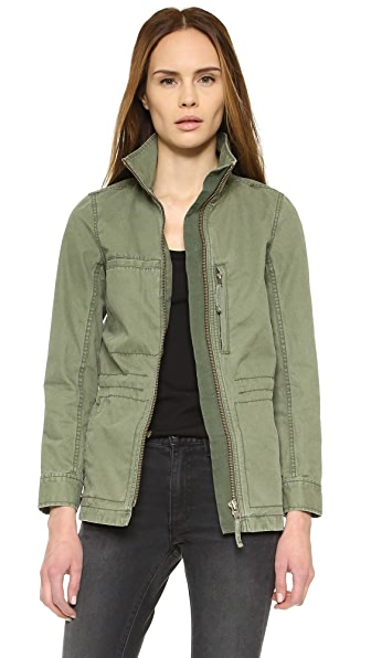 Madewell Fleet Jacket - Military Surplus