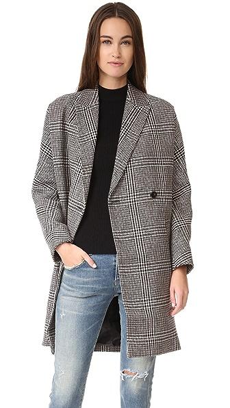 Madewell Donna Cocoon Coat