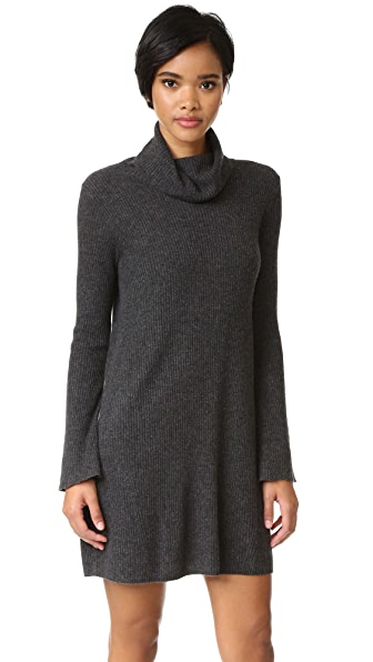 Madewell Turtleneck Sweater Dress