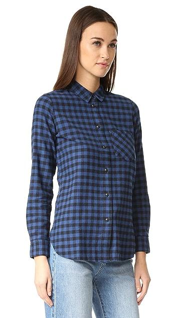 Madewell Slim Button Down Shirt