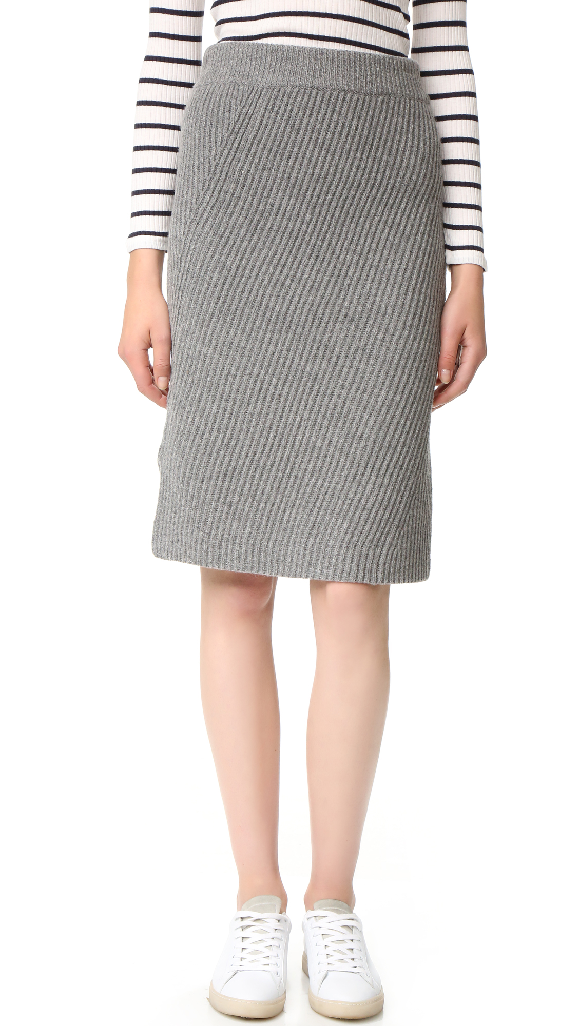 dcd4ead12 Madewell Rib Sweater Skirt | SHOPBOP